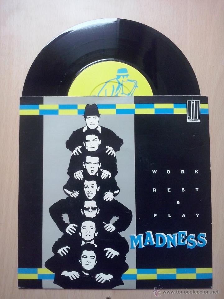 Discos de vinilo: madness- night boat to cairo +3- ep stiff 1980 uk - Foto 3 - 52600180