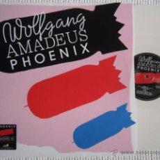 Discos de vinilo: PHOENIX - '' WOLFGANG AMADEUS PHOENIX '' LP EU WHITE VINYL 2009 EU NEAR MINT. Lote 52600416