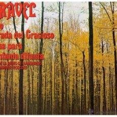 Discos de vinilo: MAURICE RAVEL. BOLERO. ORQUESTA DE LA RADIO DE HAMBURGO. VLADIMIR ROSCOFF. DIAL. 1980.. Lote 99484088