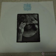 Disques de vinyle: TINA TURNER ( THE BEST - UNDERCOVER AGENT FOR THE BLUES ) 1989-EEC SINGLE45 CAPITOL. Lote 81217902