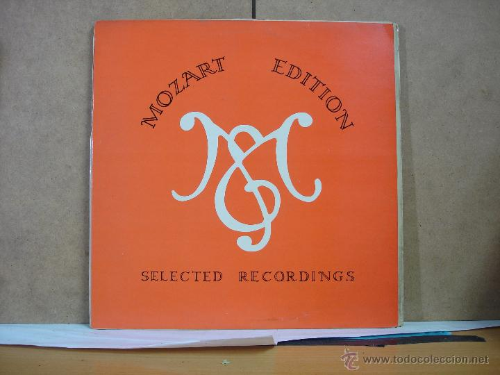 ALF BECKSTEIN AND HIS ORCHESTRA / THE GUY GOLLASCH BAND - S/T - MOZART EDITION MES LP-070 - 1971 (Música - Discos - LP Vinilo - Orquestas)
