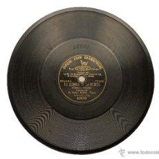 Discos de vinilo: LA ALEGRÍA DE LA HUERTA, CANTADO POR EL SR ALBA, BARCELONA, .MONOFACIAL, 17 X 17, COLECCION. Lote 52611386