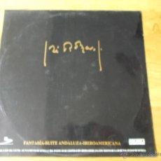 Discos de vinilo: JOSÉ ROMERO. FANTASIA-SUITE ANDALUZA MAXI 12. Lote 52612972