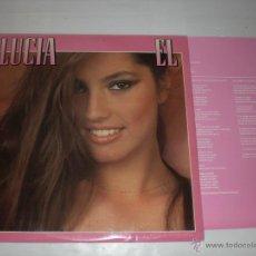 Discos de vinilo: LUCIA CON PACO CEPERO .- EL - LP. MOVIEPLAY 1982, ENCARTE CON LETRAS.- NUEVO. Lote 52616237