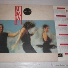 Discos de vinilo: MECANO - AIDALAI .- LP, CON ENCARTE LETRAS EXCELENTE ESTADO. Lote 53256425