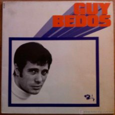 Discos de vinilo: GUY BEDOS, BOBINO 68 - LP FRANCIA PORTADA ABIERTA. Lote 52617328
