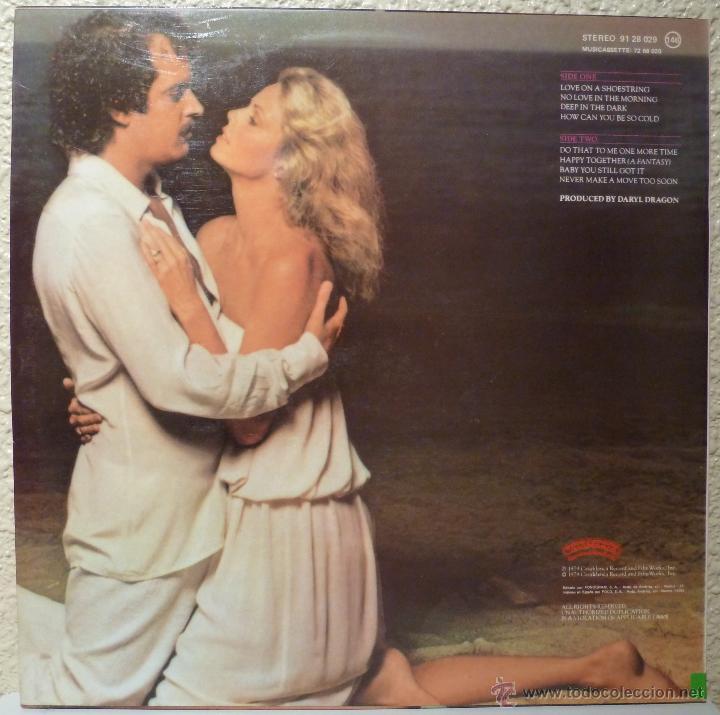 Discos de vinilo: CAPTAIN & TENNILLE - MAKE YOUR MOVE - Foto 2 - 52640393