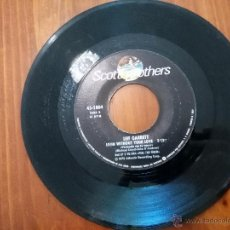 Discos de vinilo: LEIF GARRETT – I WAS MADE FOR DANCIN' - LIVING WITHOUT YOUR LOVE - (SIN FUNDA). Lote 52642269