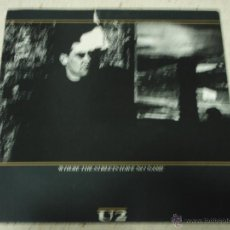 Discos de vinilo: U2 ( WHERE THE STREETS HAVE NO NAME - SILVER AND GOLD - SWEETEST THING ) 1987-GERMANY EP45 ISLAND. Lote 52644077