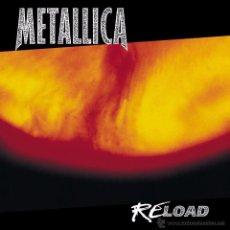 Discos de vinilo: 2 LP METALLICA RELOAD VINYL. Lote 183820705