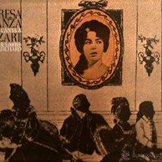 Discos de vinilo: LP TERESA BERGANZA CANTA A MOZART. Lote 52658155