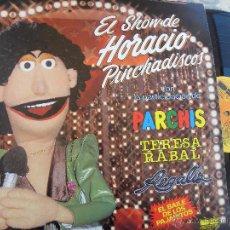 Discos de vinilo: EL SHOW DE HORACIO PINCHADISCOS -LP 1981 -BUEN ESTADO. Lote 52661816