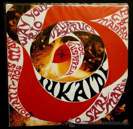 IUKAIDI - I (A 4 V-1) (EP 1967) ARTUR MARTORELL -J. SOLER AMIGO - DONANT-NOS LES MANS/EL GRAN MANITU (Música - Discos de Vinilo - EPs - Country y Folk)
