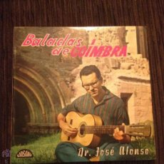 Discos de vinil: DR. JOSÉ AFONSO ?– BALADAS DE COIMBRA - EP 4 CANCIONES. Lote 52672217