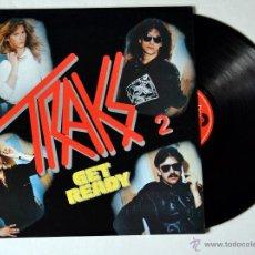 Discos de vinilo: DISCO DE VINILO: LP . TRAKS: GET READY. AÑO 1983. Lote 52692442