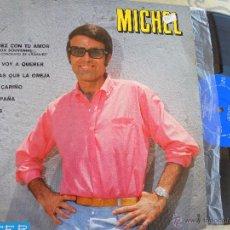 Discos de vinilo: MICHEL -LP 1968 -BELTER. Lote 52694153