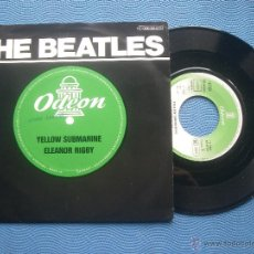 Discos de vinilo: THE BEATLES YELLOW SUBMARINE + 1 SINGLE HOLANDA 1966 PDELUXE. Lote 52695732