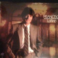 Discos de vinilo: DISCO VINILO LP FRANCISCO LATINO . Lote 52691540