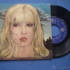 Discos de vinilo: SYLVIE VARTAN QUAND UN AMOUR RENAIT+3 EP FRANCIA 1966 PDELUXE. Lote 52696121