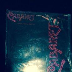 Discos de vinilo: DISCO VINILO LP BANDA SONORA CABARET. Lote 52698187