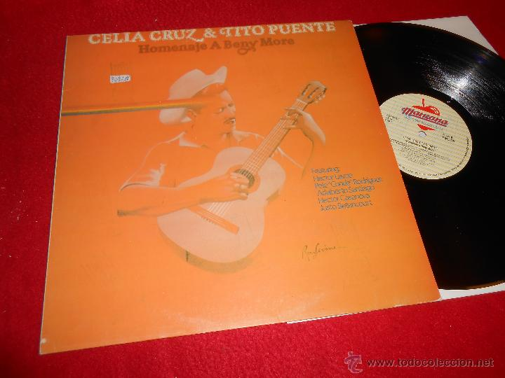 Tito Puente Homenaje A Beny More