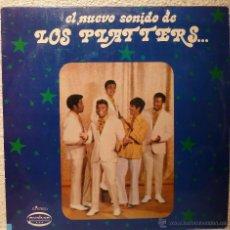 Discos de vinilo: LOS PLATTERS - EL NUEVO SONIDO DE.... Lote 52699524