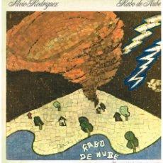 Discos de vinilo: SILVIO RODRÍGUEZ - RABO DE NUBE - LP 1980. Lote 52707971