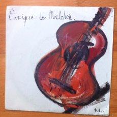 Discos de vinilo: ENRIQUE DE MELCHOR - ZARALMONDI - TWINS 1988. Lote 52712818