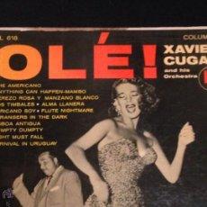 Discos de vinilo: DISCO VINILO LP XABIER CUGAT OLE. Lote 52717012