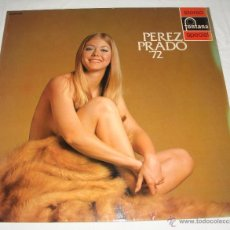 Discos de vinilo: LP. PEREZ PRADO ´72. 1973. EXCELENTE ESTADO.. Lote 52726560