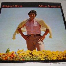Discos de vinilo: LP. MIGUEL RIOS. MIRA HACIA TI. 1969. EXCELENTE ESTADO.. Lote 52727755