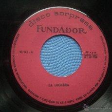 Dischi in vinile: SINGLE FUNDADOR SIN CARATULA EL FLAUTISTA DE HAMELIN 1968 VER FOTOS. Lote 52728094