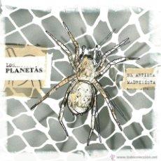 Discos de vinilo: SINGLE LOS PLANETAS EL ARTISTA MADRIDISTA VINILO. Lote 210183198