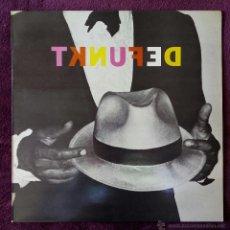 Discos de vinilo: DEFUNKT, IDEM (NUEVOS MEDIOS 1982) LP ESPAÑA. Lote 52728668
