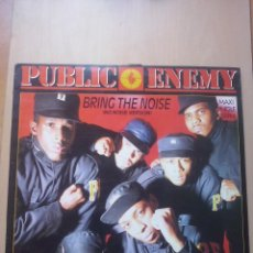 public enemy- bring the noise- maxi def jam 1987