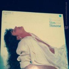 Discos de vinilo: DISCO VINILO LP DOBLE SIMONE.MIS 20 MEJORES CANCIONES. Lote 52730302