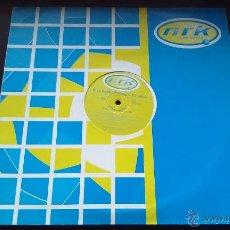 Discos de vinilo: NICK HOLDER - PARADISE - 1997. Lote 52732109