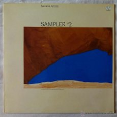 Discos de vinilo: NARADA ARTISTS SAMPLER 2, LP ALEMANIA, WILLIAM ELLWOOD ANCIENT FUTURE RANDY MEAD ERIC TINGSTAD. Lote 52733906