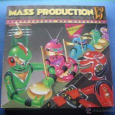 Discos de vinilo: MASS PRODUCTION 83 LP PEPETO. Lote 52736796