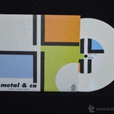 Discos de vinilo: METAL & CA - EL ULTIMO SUPERVIVIENTE +3 - EP . Lote 52743862