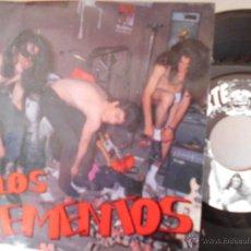 Discos de vinilo: LOS ELEMENTOS-EP GRACIAS TIO + 3-1992. Lote 52751334