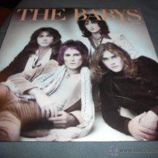 Discos de vinilo: THE BABYS --- BROKEN HEART. Lote 52752660