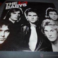 Discos de vinilo: THE BABYS --- UNION JACKS. Lote 52752757