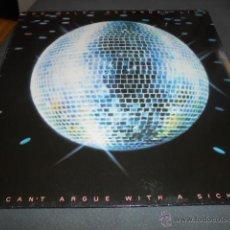 Discos de vinilo: JOE WALSH --- YOU CAN'T ARGUE WITH A SICK MIND. Lote 52758376