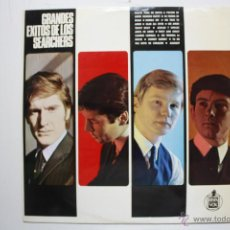 Discos de vinilo: THE SEARCHERS- GRANDES EXITOS DE LOS SEARCHERS- SPANISH LP 1965- VINILO COMO NUEVO.. Lote 52762246