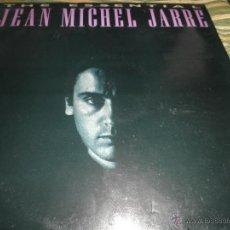 Discos de vinilo: JEAN MICHEL JARRE - THE ESSENTIAL LP - ORIGINAL INGLES POLYDOR RECORDS 1983 CON FUNDA INT. ORIGINAL. Lote 52764267