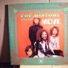 Discos de vinilo: THE MOVE ---- POP HISTORY VOL 29. Lote 52766448