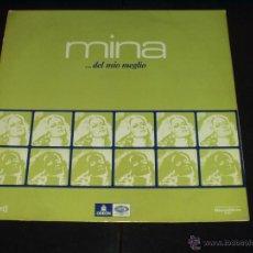 Discos de vinilo: MINA LP DEL MIO MEGLIO EDICION ESPECIAL CLUB LIBRO RARO. Lote 52771226
