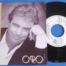 Discos de vinilo: DYANGO - ORO - SINGLE 1989 - PROMO. Lote 52773077