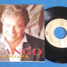 Discos de vinilo: DYANGO- EUROPA SINGLE VINILO 1991 SPAIN. Lote 52773260